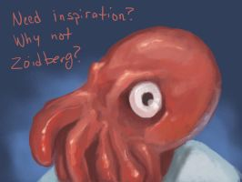 why not Zoidberg? by Kikane