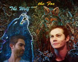 The Wolf And The Fox by liasid