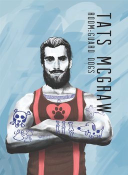 Tats McGraw by AndHeDrew