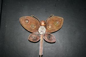 Steampunk Butterfly by Paul-Nasca