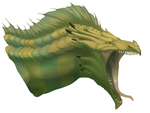 Gaia Commission - Float-y head by TornTethers