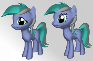 New Eye Shapes by PonyLumen
