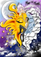Max 'n' Murph - Sun and moon come together by Vickys-Bubble