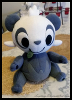 Pancham Teddy (For Sale!) by xSystem
