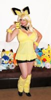 Pichu 08 by HeatherCosplay