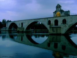 Avignon bridge by rockmylife