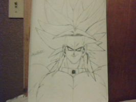 Broly by foxtrot20