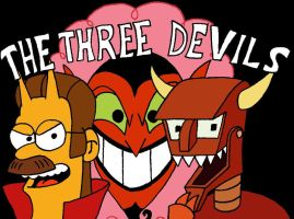 The Three Devils by TheTitan99