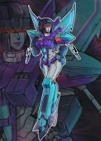 TF : slipstream by Radegunde
