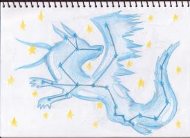 Dragon Constellation by Lucariomewsuicune