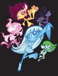 Comin' Atcha color experiment by fyre-flye