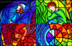 Stained Glass by garche4291