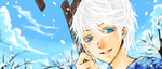 :Jack Frost: first muro by PrinceOfRedroses
