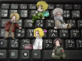 Keyboard Allies APH by Kimpics94