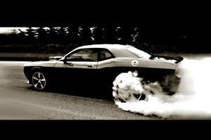 Challenger Burnout by Webby-B