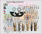 PNG PACK 14 by ChantiiGG