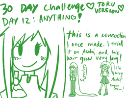 30 Day Challenge: Day 12 by se-rah
