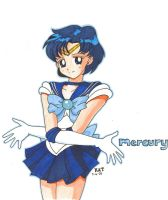 Sailor Mercury by fanchielover15