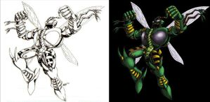 Vote for Waspinator by KaijuSamurai