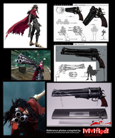 Cerberus Gun Reference Photos by iViViFiED
