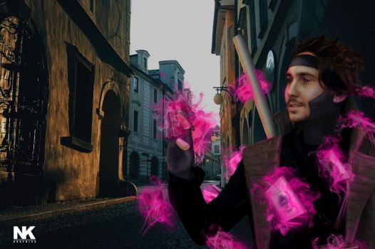 Gambit by NkGraphics