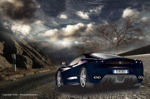 Xtreme Ferrari Super Car by xtrememediaworx