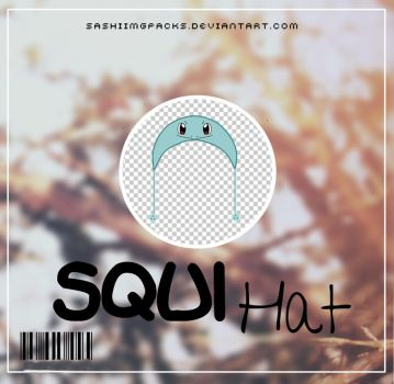 SquiHat/SombreroSqui by Sashimgpacks