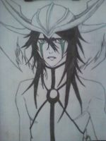 Ulquiorra 2nd form by OmegaXzeroX566