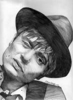 Pete Doherty II by jtyy239