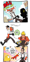 TF2: Dental Work 01 by karniz