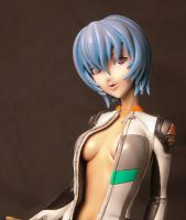 Ayanami face by G-Dmitry