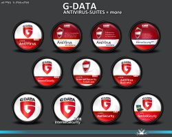 G-Data SecuritySuitesPack by 3xhumed