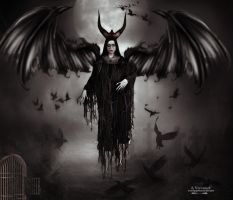 The evil by annemaria48