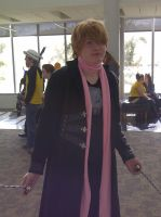 Neko-Con 2012: Rose Lalonde Wwith wwizard wwands by LingeringSentiments