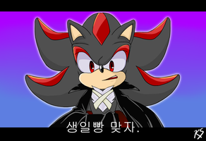 Halloween Shadow by KoreanSonic