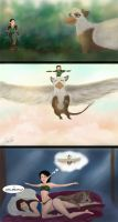 Merrill's Griffon by wikdValkyrie