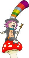 Mad Hatter by PaulSkelton
