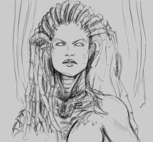 Kerrigan by yuly627