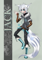 [Commission] Jack for TuffSnuff by HunterK