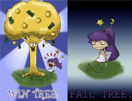 Win Tree Fail Tree by Loverofpiggies