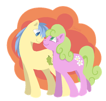 MLP: Colton and Daisy by TheKnysh