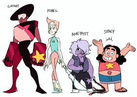+STEVEN UNIVERSE RULE 63+ by C2ndy2c1d