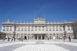 Palacio Real de Madrid by longlivelol
