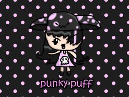 punky puff-for contest by to-much-a-thing