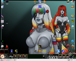Desktop 2010.9.6 by ppgrainbow