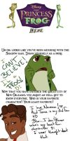 The Princess and the Frog meme by kure-chanih