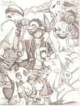 My Pokemon Trainer by Ninstrosity