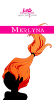 Hair Merlyna by DungeonDisasters