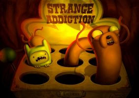 Strange addiction by ResidenteCorva