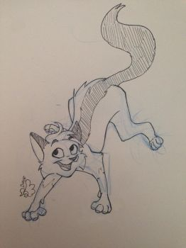 Cat Request by Dove-Dragon